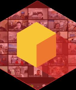 Icône Easybox avec des gens dedans